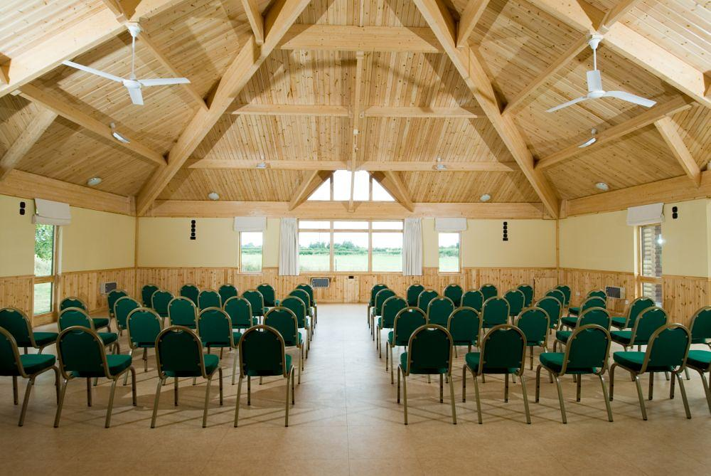 Little Milton village hall, Oxfordshire
