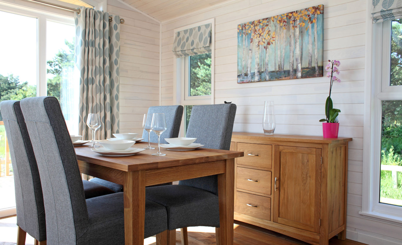 The Skyline Timber Lodge — Dining Room