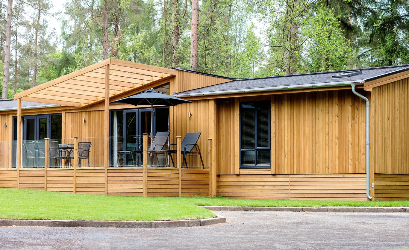 The Glade Timber Lodge