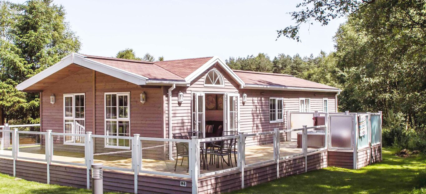 The New England Timber Lodge
