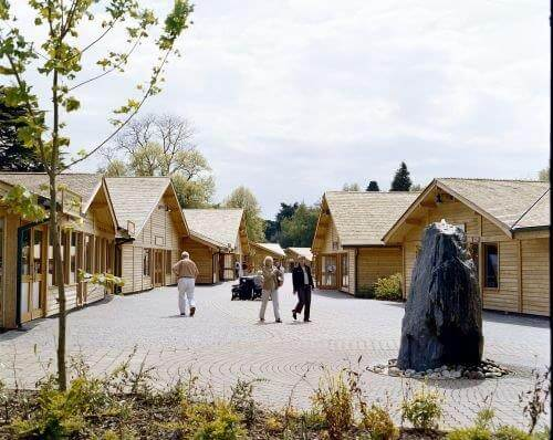 Trentham Gardens Retail Units and Visitor Centre