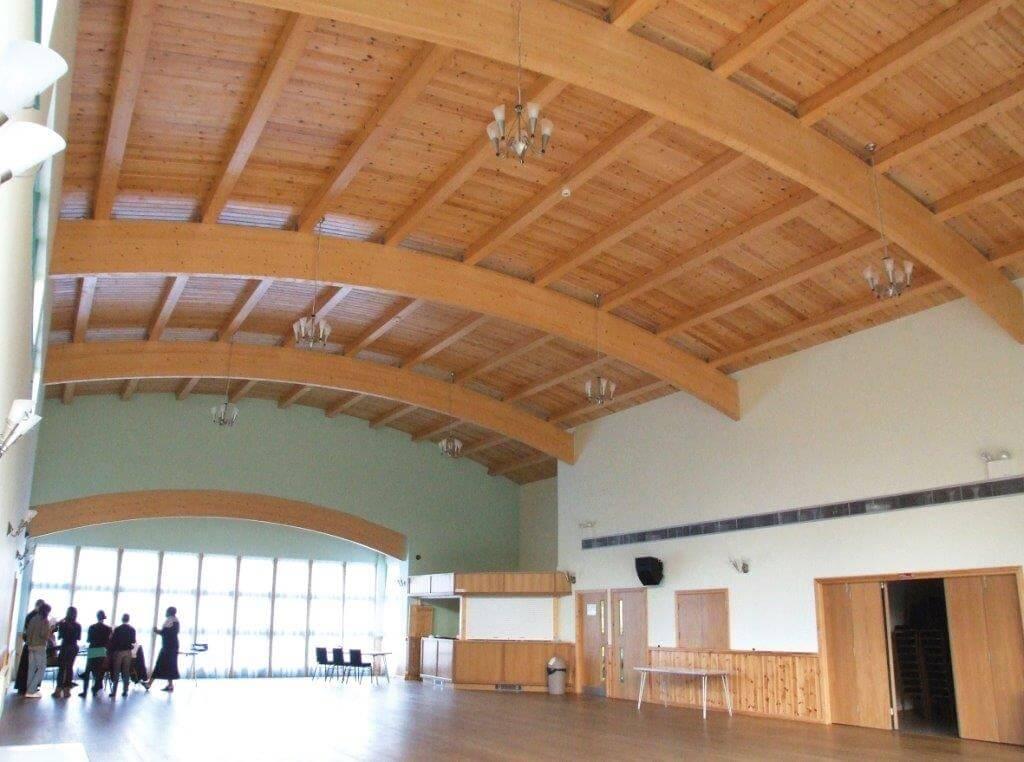 Angelus Centre Church Building main hall