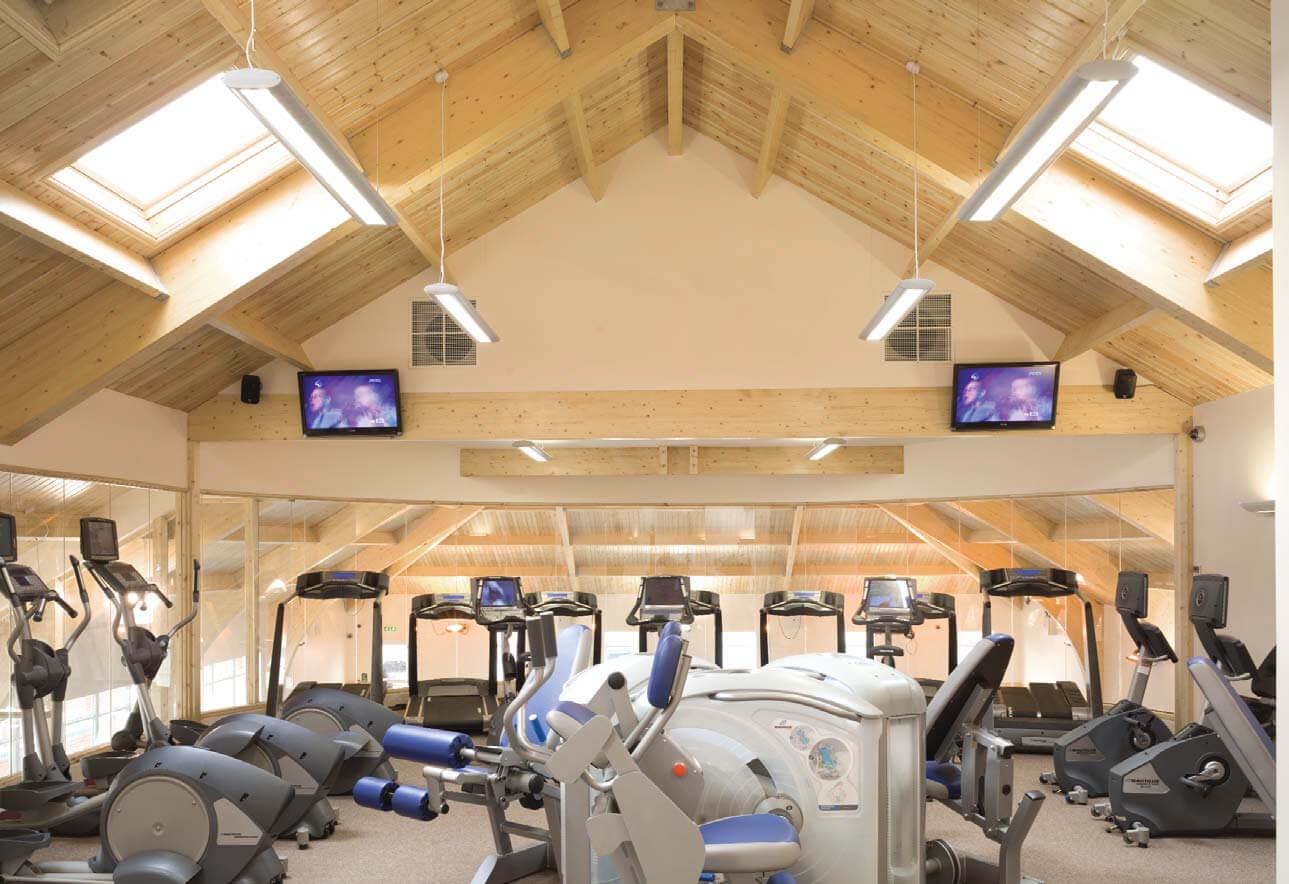 Home Farm Holiday Park, Fusion Leisure Centre Gym