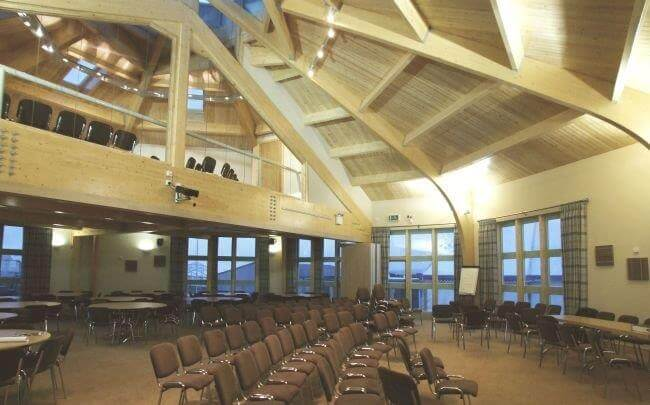 Interior Royal Cornwall Pavilion Centre
